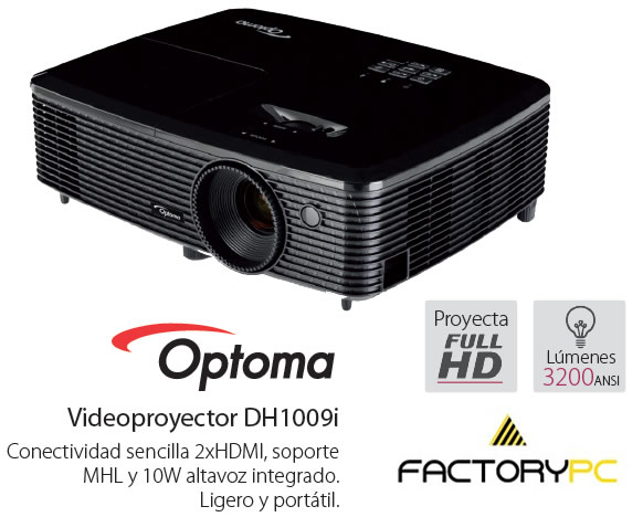 proyector digital tienda online factorypc