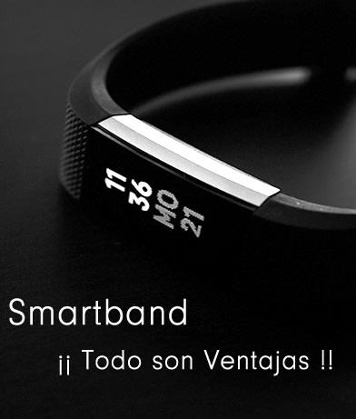 smartband tienda de informatica